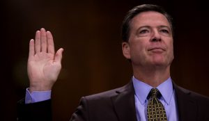 James Comey picture